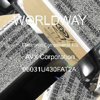 06031U430FAT2A. - AVX Corporation - 电子元件IC