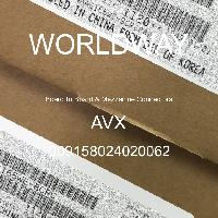 009158024020062 - AVX Corporation - 板对板和夹层连接器