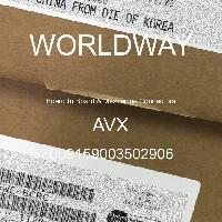 009159003502906 - AVX Corporation - 板对板和夹层连接器
