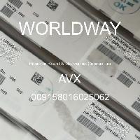 009158016025062 - AVX Corporation - 板对板和夹层连接器