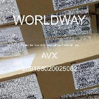 009158020025062 - AVX Corporation - 板对板和夹层连接器
