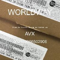009159006502906 - AVX Corporation - 板对板和夹层连接器