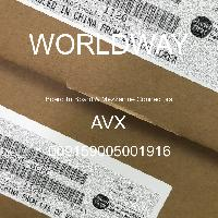 009159005001916 - AVX Corporation - 板对板和夹层连接器