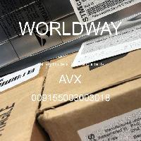 009155003003018 - AVX Corporation - 電池座,夾子和觸點
