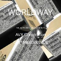 009155003002006 - AVX Corporation - 電池座,夾子和觸點