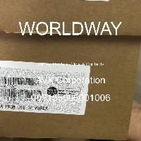 009155005001006 - AVX Corporation - 電池座,夾子和觸點