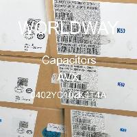 0402YC102K4T4A - AVX Corporation - 电容器