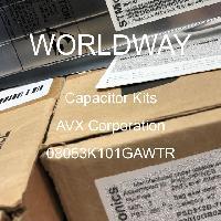 08053K101GAWTR - AVX Corporation - 电容器套件