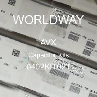 0402KIT02T - AVX Corporation - 電容器套件