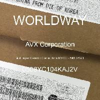 0508YC104KAJ2V - AVX Corporation - 多层陶瓷电容器MLCC-SMD/SMT