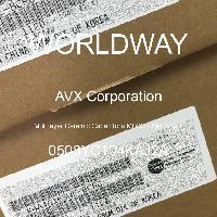 0508YC104KAJ2A - AVX Corporation - 多層陶瓷電容器MLCC  -  SMD / SMT