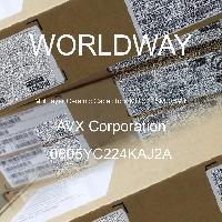 0805YC224KAJ2A - AVX Corporation - 多層陶瓷電容器MLCC  -  SMD / SMT