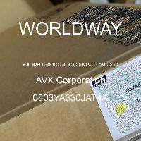 0603YA330JAT4A - AVX Corporation - 多层陶瓷电容器MLCC - SMD/SMT