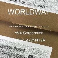 08052C472M4T2A - AVX Corporation - 多层陶瓷电容器MLCC - SMD/SMT