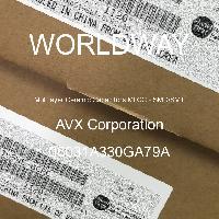 06031A330GA79A - AVX Corporation - 多层陶瓷电容器MLCC - SMD/SMT