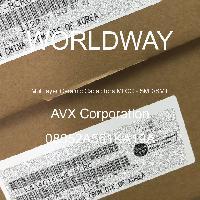08052A561KA19A - AVX Corporation - 多层陶瓷电容器MLCC - SMD/SMT