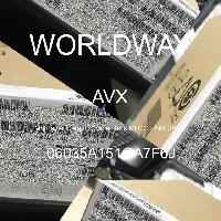 06035A151GA7F6J - AVX Corporation - 多层陶瓷电容器MLCC - SMD/SMT