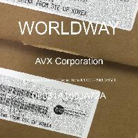 06031A100JA72A - AVX Corporation - 多层陶瓷电容器MLCC - SMD/SMT