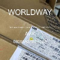 08055A270GA12A - AVX Corporation - 多层陶瓷电容器MLCC - SMD/SMT