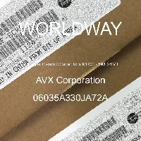 06035A330JA72A - AVX Corporation - 多层陶瓷电容器MLCC - SMD/SMT