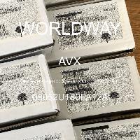 08052U180FA12A - AVX Corporation - 多层陶瓷电容器MLCC - SMD/SMT