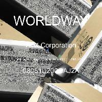 08051U200GAJ2A - AVX Corporation - 多层陶瓷电容器MLCC - SMD/SMT