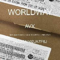 06035A102JA7F6J - AVX Corporation - 多层陶瓷电容器MLCC - SMD/SMT