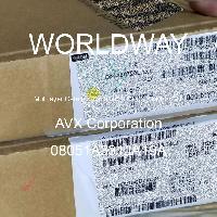 08051A331JA19A - AVX Corporation - 多层陶瓷电容器MLCC - SMD/SMT