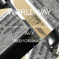 06031C103KA72A - AVX Corporation - 多层陶瓷电容器MLCC - SMD/SMT