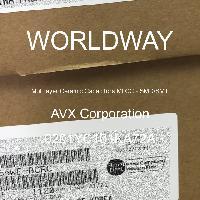 0201YC101KA72A - AVX Corporation - 多层陶瓷电容器MLCC - SMD/SMT