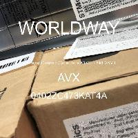 0402ZC473KAT4A - AVX Corporation - 多层陶瓷电容器MLCC - SMD/SMT