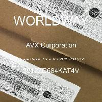 0612ZD684KAT4V - AVX Corporation - 多层陶瓷电容器MLCC - SMD/SMT
