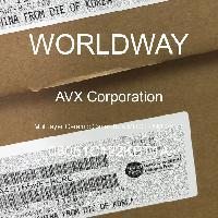 08051C122KBT1A - AVX Corporation - 多层陶瓷电容器MLCC - SMD/SMT
