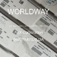 0402YA470JBJ2A - AVX Corporation - 多层陶瓷电容器MLCC - SMD/SMT