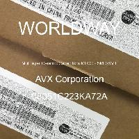 08051C223KA72A - AVX Corporation - 多层陶瓷电容器MLCC - SMD/SMT