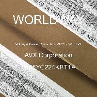 0805YC224KBT1A - AVX Corporation - 多层陶瓷电容器MLCC - SMD/SMT