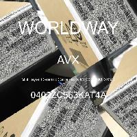 0402ZC563KAT4A - AVX Corporation - 多层陶瓷电容器MLCC - SMD/SMT