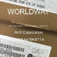 08055A470KBT1A - AVX Corporation - 多层陶瓷电容器MLCC - SMD/SMT