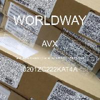 0201ZC222KAT4A - AVX Corporation - 多层陶瓷电容器MLCC - SMD/SMT