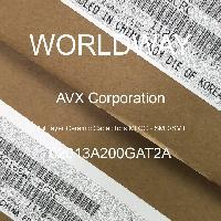 02013A200GAT2A - AVX Corporation - 多层陶瓷电容器MLCC - SMD/SMT