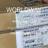 08055A100KBT1A - AVX Corporation - 多层陶瓷电容器MLCC - SMD/SMT