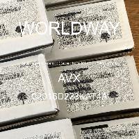 02016D223KAT4A - AVX Corporation - 多层陶瓷电容器MLCC - SMD/SMT