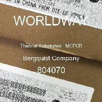804070 - Bergquist Company - 热基板 -  MCPCB