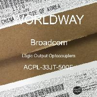 ACPL-33JT-500E - Broadcom Limited - 邏輯輸出光電耦合器