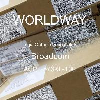 ACPL-573KL-100 - Broadcom Limited - 邏輯輸出光電耦合器