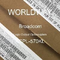 ACPL-570KL - Broadcom Limited - 邏輯輸出光電耦合器