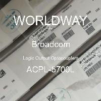 ACPL-5700L - Broadcom Limited - 邏輯輸出光電耦合器