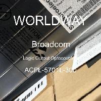 ACPL-5701L-300 - Broadcom Limited - 邏輯輸出光電耦合器