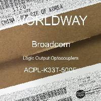 ACPL-K33T-500E - Broadcom Limited - 邏輯輸出光電耦合器