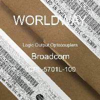 ACPL-5701L-100 - Broadcom Limited - 邏輯輸出光電耦合器